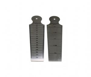 Stainless Steel Bore Measuring Gauge, 30 - 45mm, Metric & Imperial Sizes. M9285